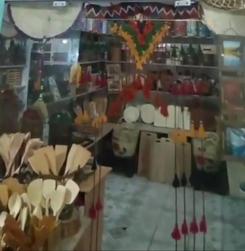 صنایع دستی سلوکی در تنکابن