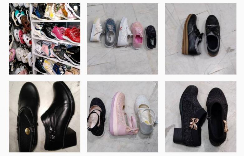 ارزانسرای کیف و کفش گلپا در چالوس