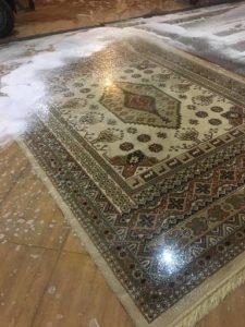 قالیشویی و مبلشویی پدیده در چالوس