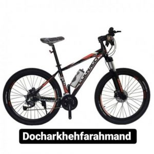 دوچرخه فرهمند در نوشهر