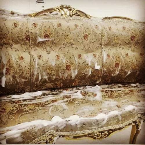 قالیشویی مدرن در نوشهر