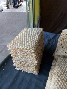 نانوایی لواشی عبادی در تنکابن