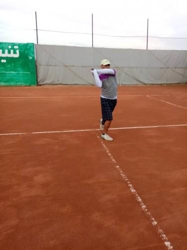 مربی تنیس خصوصی | تنکابن