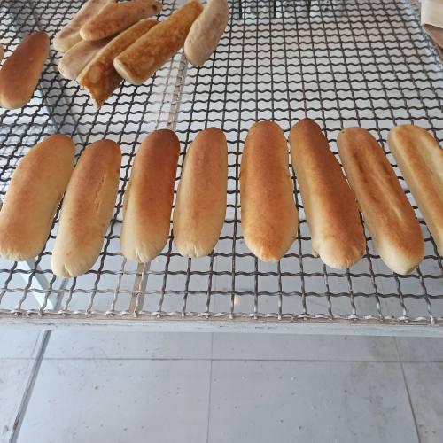 نان ساندویچی سنتی عبادی در تنکابن