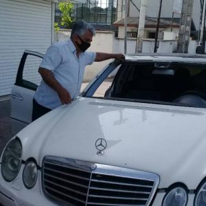 شیشه اتومبیل اطلس در نوشهر